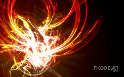 Phoenix Light psd file