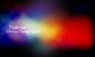 Colorful Abstract Blurred Background