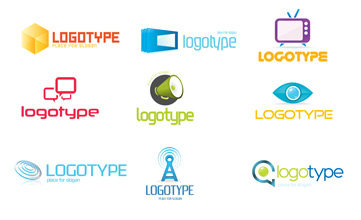 PSD File Logo Design Templates