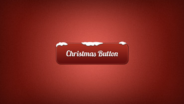 red christmas button