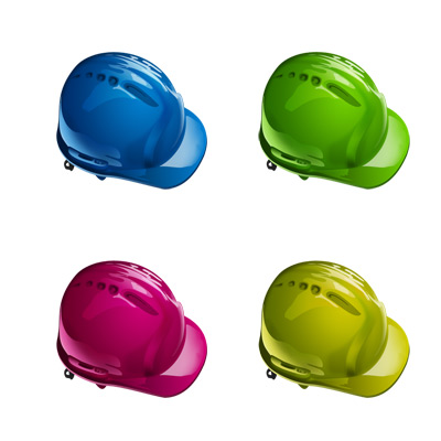 building helmet icon psd