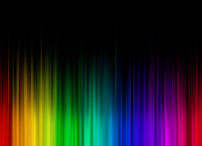 Abstract rainbow colorful photoshop background material
