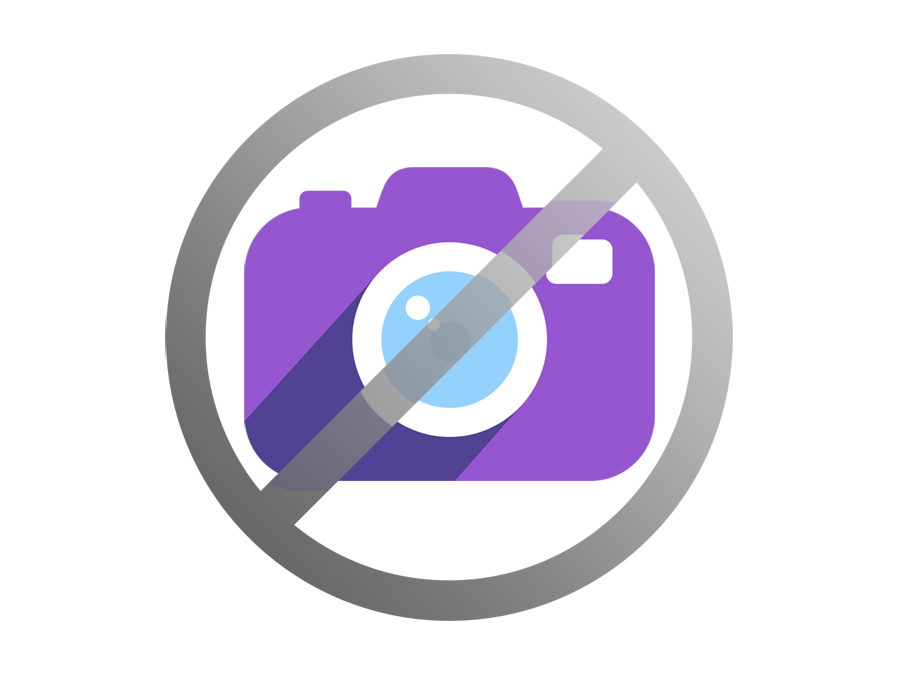 No photography sign psd